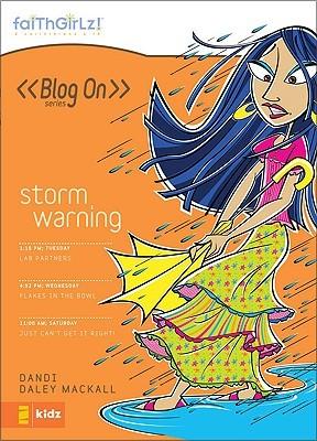 Storm Warning by Dandi Daley Mackall
