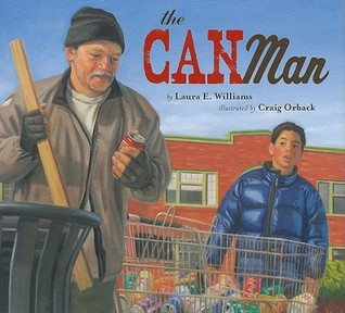 The Can Man by Laura E. Williams