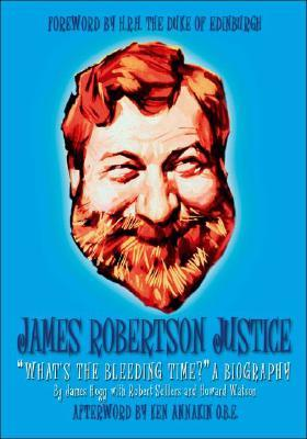 James Robertson Justice by James  Hogg