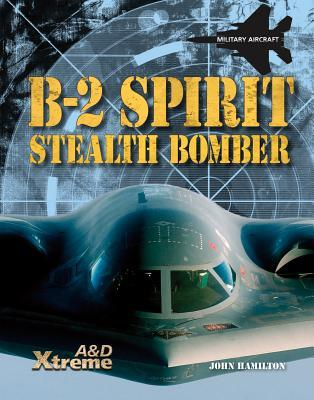 B-2 Spirit Stealth Bomber (Xtreme Military Aircraft Set 1)