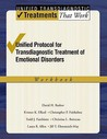 Unified Protocol for Transdiagnostic Treatment of Emotional Disorders: Workbook