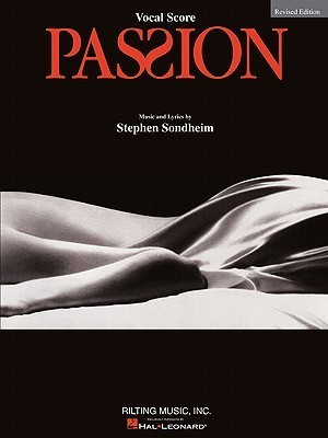 Passion Vocal Score - Revised Edition