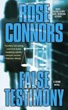 False Testimony (Marty Nickerson, #4)
