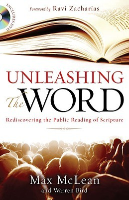 Unleashing the Word by Max McLean
