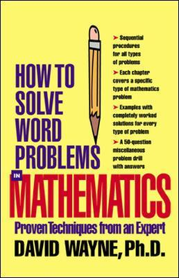 How to Solve Word Problems in Mathematics (Ebook)