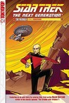 Star Trek: The Next Generation, Volume 1: The Manga: Boukenshin