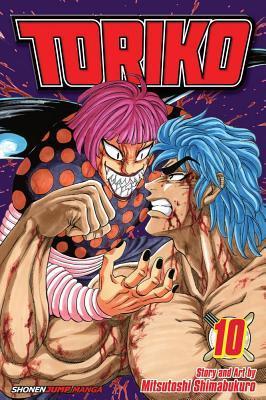 Toriko, Vol. 10 by Mitsutoshi Shimabukuro