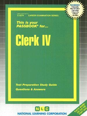 Clerk IV: Passbooks Study Guide