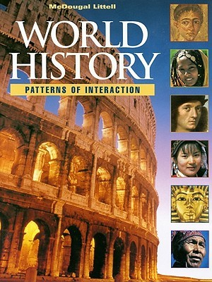 World History Patterns Of Interaction By Holt McDougal New World History Textbook Patterns Of Interaction