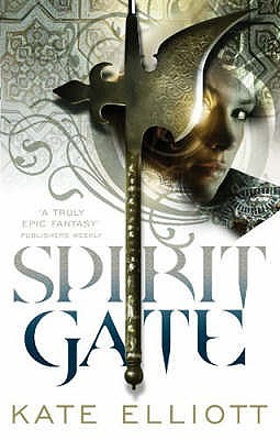 Spirit Gate(Crossroads 1) (ePUB)