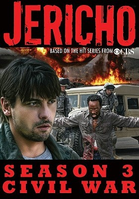 Jericho Season 3 Civil War Comic Book