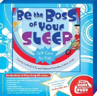 Be the Boss of Your Body Kit with Sleep Book