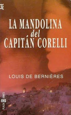 La Mandolina del Capitán Corelli por Louis de Bernières