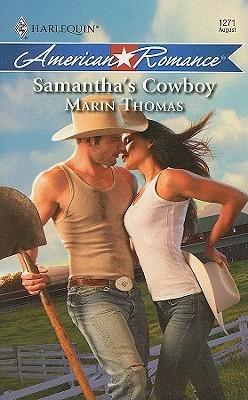 Samantha's Cowboy by Marin Thomas