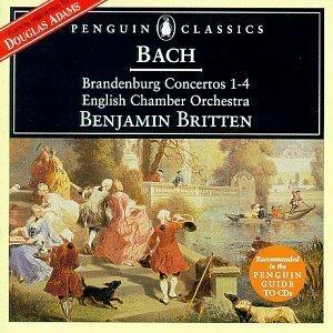 Bach: Brandenburg Concertos 1-4