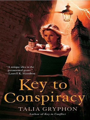 Key to Conspiracy by Talia Gryphon