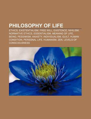 existentialism philosophy of life and existence