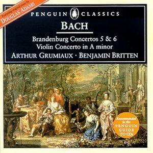 Bach: Brandenburg Concertos 5 And 6