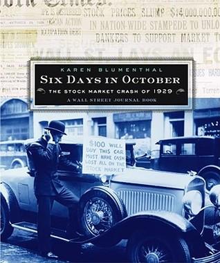 Six Days in October by Karen Blumenthal