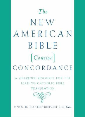 The New American Bible Concise Concordance