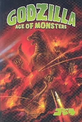 Godzilla by Randy Stradley