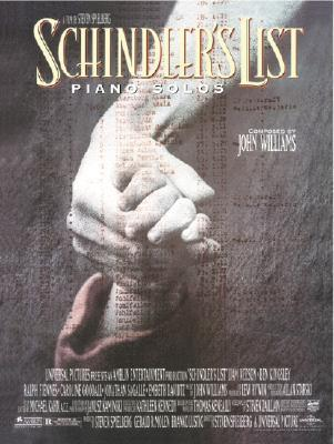 Schindler's List: Piano Solos