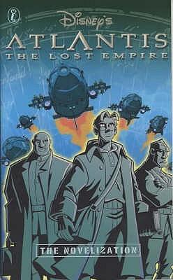 Disney's Atlantis: The Lost Empire Novelization