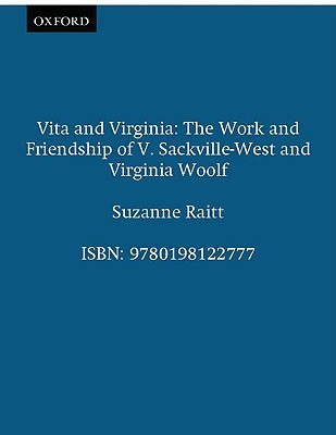 Vita and Virginia by Suzanne Raitt