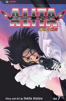 Battle Angel Alita, Volume 07 by Yukito Kishiro