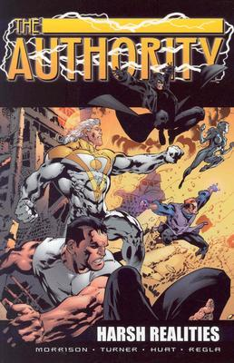 The Authority, Vol. 5: Harsh Realities