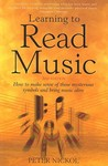 Learning To Read Music 3rd Edition by Peter Nickol