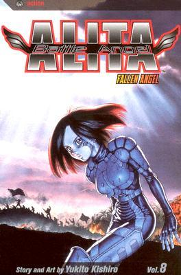 Battle Angel Alita, Volume 08 by Yukito Kishiro