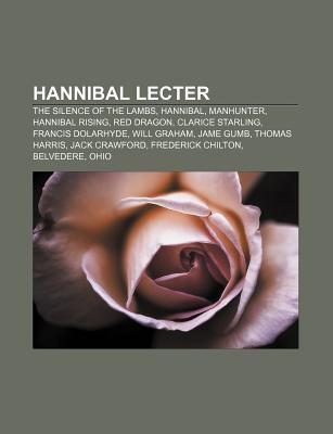 Hannibal Lecter: The Silence of the Lambs, Hannibal, Manhunter, Hannibal Rising, Red Dragon, Clarice Starling, Francis Dolarhyde, Will Graham