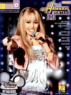 Hannah Montana: Pro Vocal Series Volume 20 (Pro Vocal)