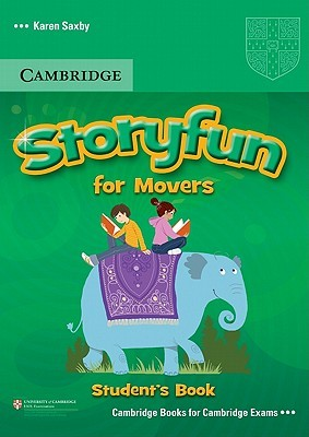 Storyfun for movers students book by karen saxby 13137448 fandeluxe Choice Image