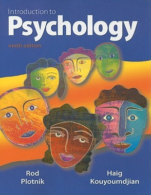 Introduction to Psychology by Rod Plotnik