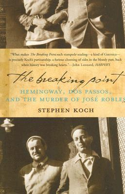 The Breaking Point by Stephen Koch