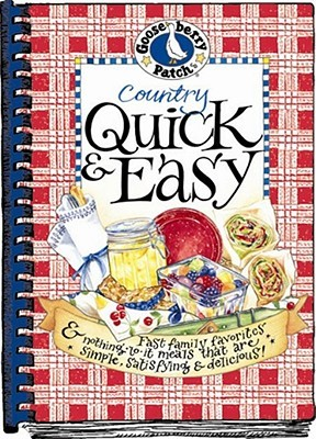 Country Quick & Easy Cookbook