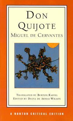 Don Quijote by Miguel de Cervantes Saavedra