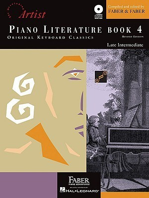 Developing Artist Piano Literature, Book 4: Original Keyboard Classics