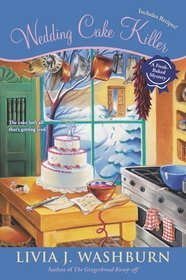 Wedding Cake Killer (A Fresh-Baked Mystery, #7)