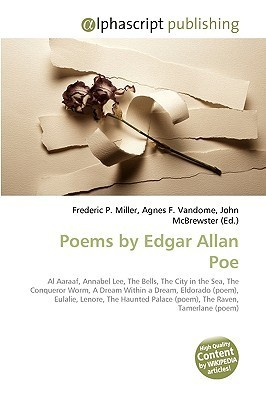 Poems by Edgar Allan Poe