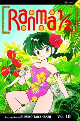 Ranma 1/2, Vol. 10 (Ranma ½ (US 2nd), #10)