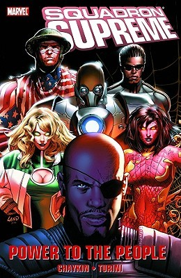 Squadron Supreme: Power to the People