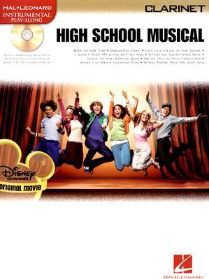 High School Musical: Clarinet [With CD]