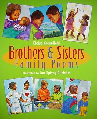 brothers sisters family poems by eloise greenfield