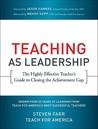 Teaching as Leadership by Steven Farr