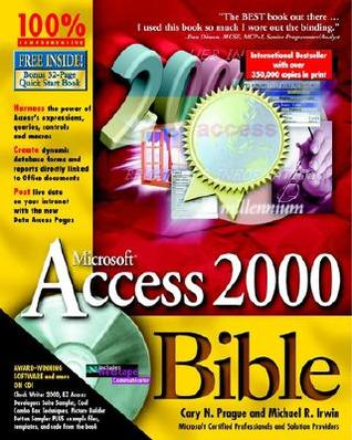 Microsoft Access 2000 Bible