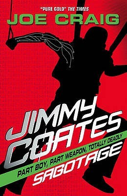 Jimmy Coates:Revenge