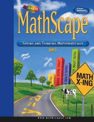 Mathscape: Seeing and Thinking Mathematically, Course 2, Student Modular Pack